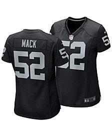 Nike Women's Khalil Mack Oakland Raiders Game Jersey