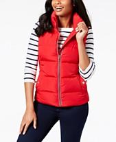 8d6732d44f Tommy Hilfiger Womens Coats - Macy's
