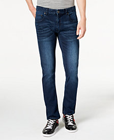 I.N.C. Men's Skinny-Fit Denim Jeans, Created for Macy's