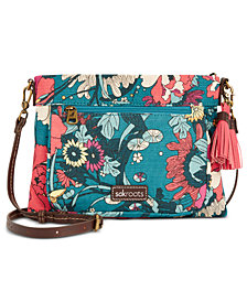 Sakroots Camden Canvas Crossbody