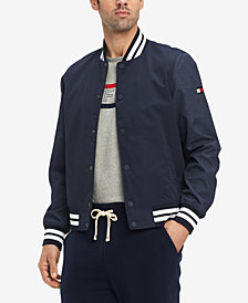 Tommy Hilfiger Men's Wynwood Bomber Jacket, Created for Macy's