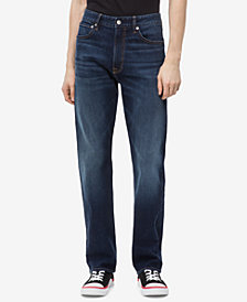 Calvin Klein Jeans Men's Relaxed Straight-Fit Austin Jeans