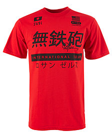 Young & Reckless Men's Kanji Graphic T-Shirt