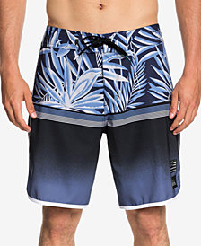 Quiksilver Men's Highline Divide Scallop Board Shorts