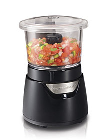 Hamilton Beach Stack & Press 3 Cup Chopper