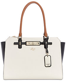 GUESS Status Carryall Satchel