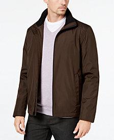 Calvin Klein Men's Full-Zip Stand-Collar Jacket
