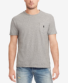 Polo Ralph Lauren Men's Big & Tall Classic Fit Cotton Pocket T-Shirt