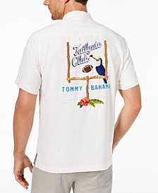 Tommy Bahama Men's Tailgate Club Silk Shirt