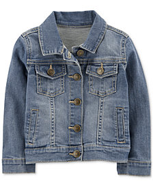 Carter's Toddler Girls Denim Jacket