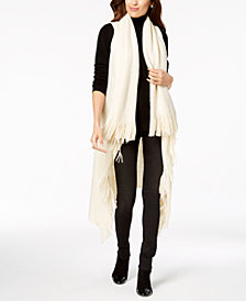 Vince Camuto Feels Like Home Fringe Vest