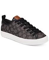 943ed6f3c COACH Jacquard Signature Fashion Sneakers