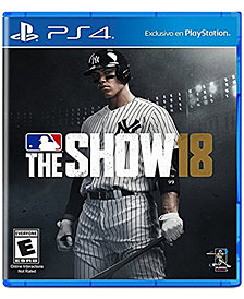 Sony PlayStation 4 MLB 18 The Show Game