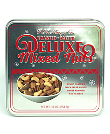 R.H. Macys & Co.  10oz Mixed Nut Gift Tin