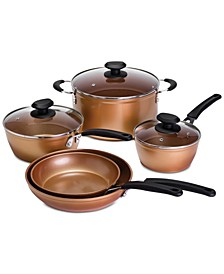 Endure 8-Pc. Non-Stick Cookware Set