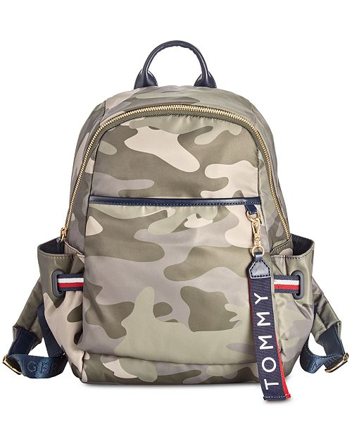 6fad91b36a19e Tommy Hilfiger Shelly Backpack; Tommy Hilfiger Shelly Backpack ...