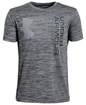 Under Armour Big Boys Crossfade T-Shirt cf15efdb3729a