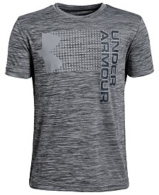 Under Armour Big Boys Crossfade T-Shirt