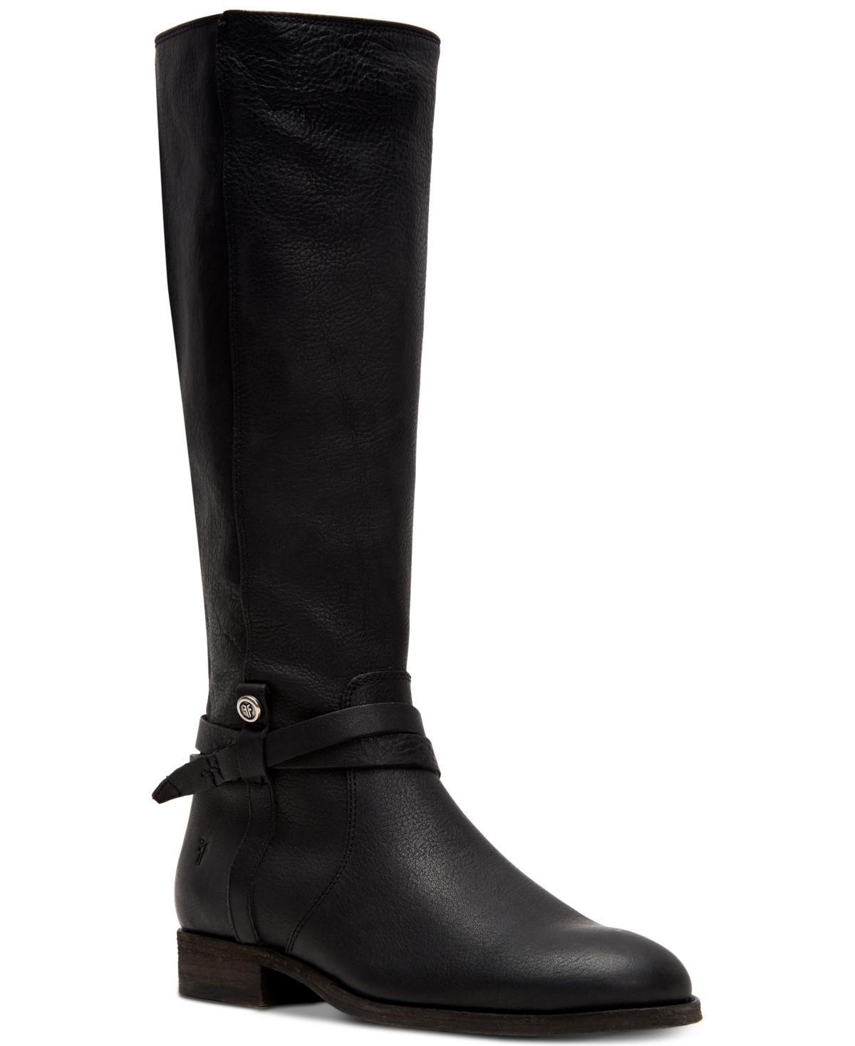 Frye Women's Melissa Riding Leather Boots Women's Shoes