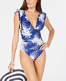 La Blanca Go Bold Or Go Home One-Piece Swimsuit
