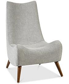 Noe Lounge Chair, Quick Ship