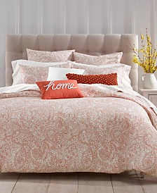 Charter Club Damask Designs Spice Paisley 300-Thread Count 3-Pc. Comforter Sets, Created For Macy's