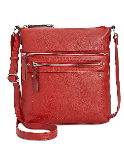 INC International Concepts I.N.C. Riverton Small Crossbody, Created for Macy's