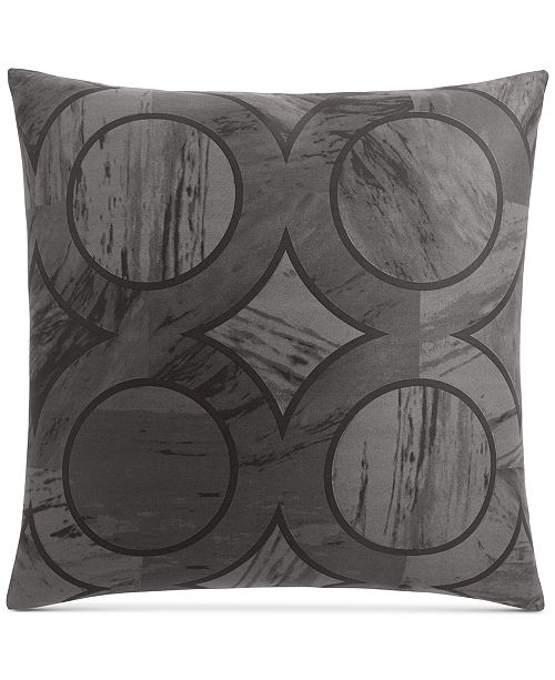 Hotel Collection Marble Geo European Sham, Created for Macy's