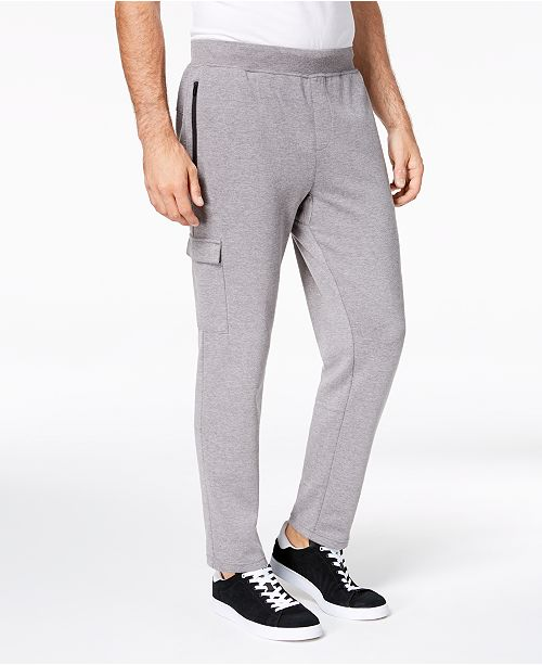 Ideology Men's Cargo Sweatpants, Created for Macy's