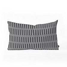 Deny Designs Caroline Okun Meridian Oblong Throw Pillow