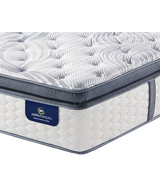 Serta Perfect Sleeper 14 75 Glendower Firm Pillow Top Mattress
