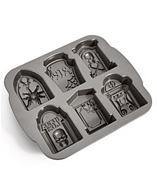 Martha Stewart Collection Tombstone Cake Pan, Created for Macy's
