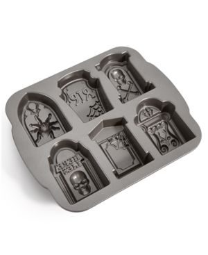 Image of Martha Stewart Collection Tombstone Cake Pan, Created for Macy's