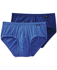 Jockey Men's Underwear, Elance Poco Brief 2 Pack