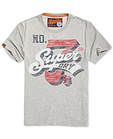 Superdry Men's Super 7 T-Shirt
