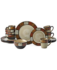Pfaltzgraff Emilia 16-Pc. Dinnerware Set, Service for 4