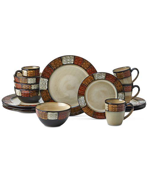 Pfaltzgraff Emilia 16-Pc. Dinnerware Set, Service for 4