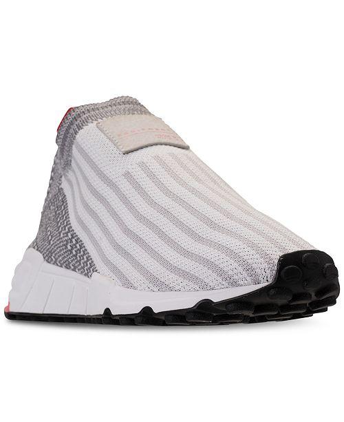 brand new 94407 0ce31 adidas Women's Originals EQT Support RF Sock Primeknit ...