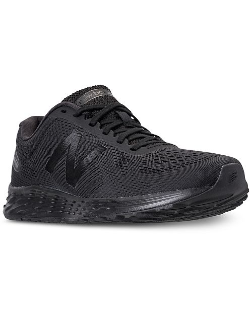 643cdd56c38 ... New Balance Men s Fresh Foam Arishi Running Sneakers from Finish ...