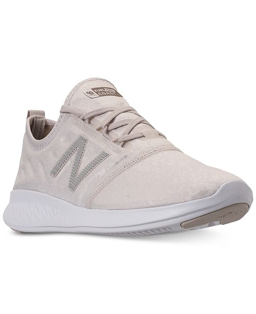 New Balance Women's FuelCore Coast V4 Running Sneakers from Finish Line