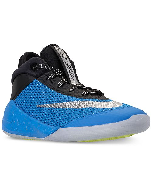 e08e54512dc4 Nike Boys  Future Flight Basketball Sneakers from Finish Line ...