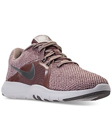 Nike Women's Flex Trainer 8 Premium Training Sneakers from Finish Line