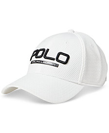 Polo Ralph Lauren Men's Performance Mesh Cap