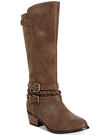 Little & Big Girls Brownie Tall Riding Boots
