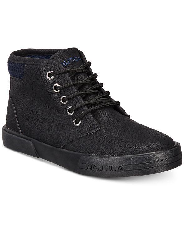 Nautica Little & Big Boys Breakwater Chukka Sneakers