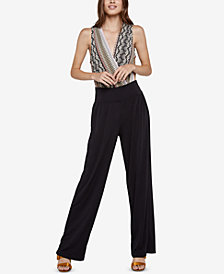BCBGeneration Pull-On Wide-Leg Pants