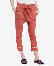 Free People Long Haul Harem Jogger Pants