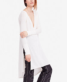 Free People Super Sonic Long-Sleeve Thermal Tunic