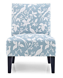 Monaco Accent Chair Bardot Robins Egg