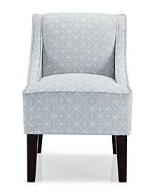 Phoenix Accent Chair, Gigi Robins Egg